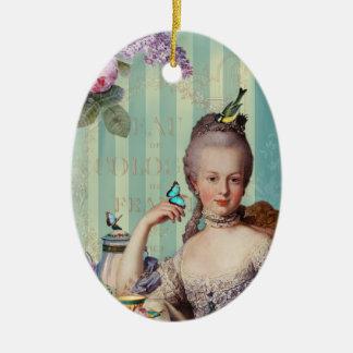 Thé au Petit Trianon Ornaments