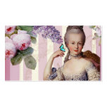Thé au Petit Trianon – rose Double-Sided Standard Business Cards (Pack Of 100)