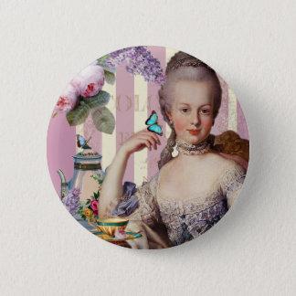 Thé au Petit Trianon – rose Button