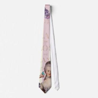 Thé au Petit Trianon – rose Neck Tie