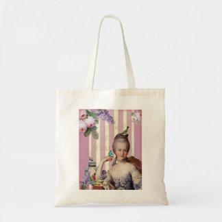 Thé au Petit Trianon – rose Tote Bag
