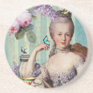 Thé au Petit Trianon Sandstone Coaster
