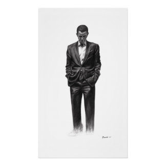 The Audacity - Limited Edition Print