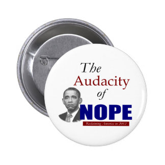 The Audacity of NOPE! Buttons