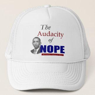 The Audacity of NOPE! Trucker Hat