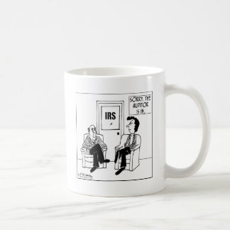 The Auditor Is In Coffee Mug