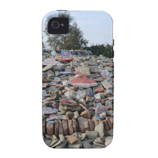 The Auld Acquaintance Cairn, Gretna, Scotland iPhone 4/4S Cover