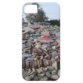 The Auld Acquaintance Cairn, Gretna, Scotland iPhone 5 Cases