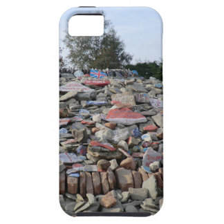 The Auld Acquaintance Cairn, Gretna, Scotland iPhone 5 Covers