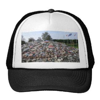 The Auld Acquaintance Cairn, Gretna, Scotland Trucker Hat
