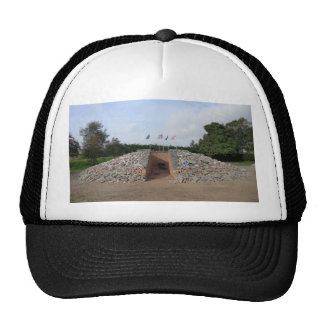 The Auld Acquaintance Cairn - Testimony to the UK Trucker Hats