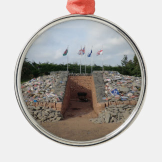 The Auld Acquaintance Cairn - Testimony to the UK Metal Ornament
