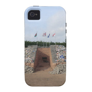 The Auld Acquaintance Cairn - Testimony to the UK Vibe iPhone 4 Cases