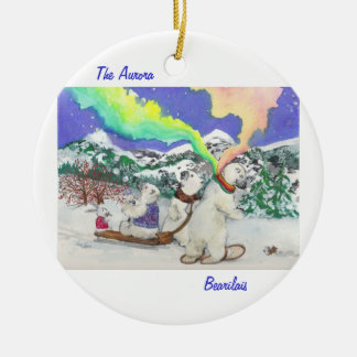 The Aurora Bearialis Ornament