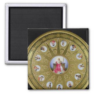 The Austerlitz Table Magnet