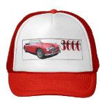 The Austin Healey 3000 Trucker Hat