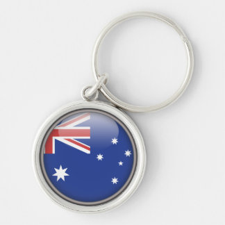 The Australian Flag Keychain