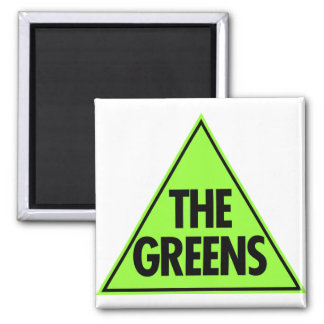 The Australian Green Party 2013 Magnets