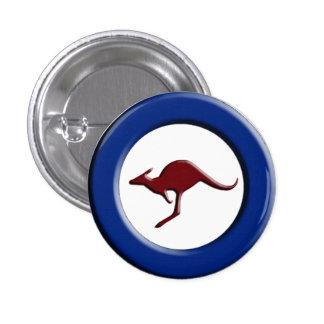 The Australian Mods 1 Inch Round Button