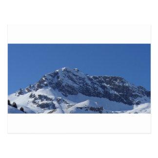 The Austrian Alps Postcard Tarjeta Postal
