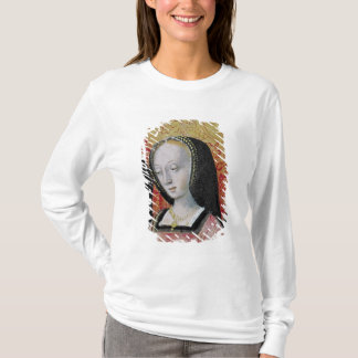 The Author Offering his Book to Anne of Brittany T-Shirt