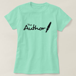 The Author t-shirt