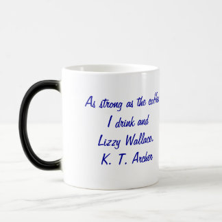 The Author's Cup Mugs