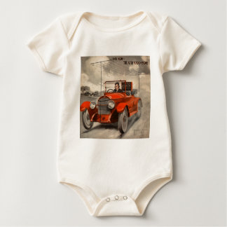 The Auto Radio-Phone Baby Bodysuit