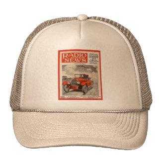 The Auto Radio-Phone Trucker Hat