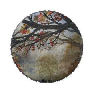 The Autumn Candy Tin