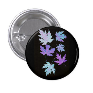The Autumn Electric Pinback Button