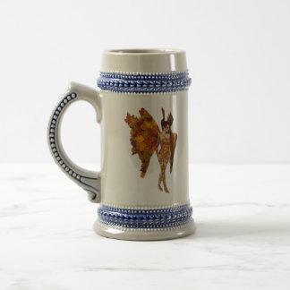 The Autumn Fae Fairy Mug