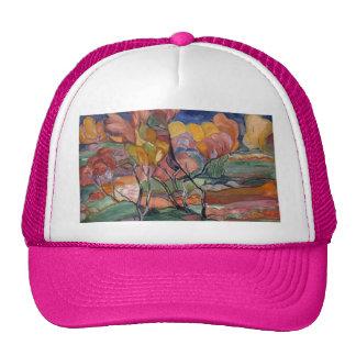 The Autumn Mesh Hat