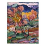 The Autumn Postcard