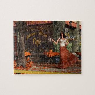 The Autumn Roast Cafe Puzzles