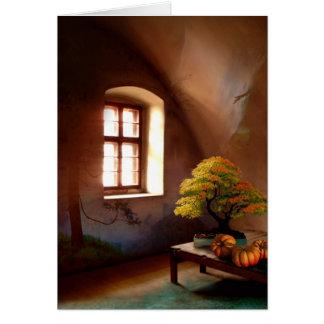 The Autumn Room-NEW Card