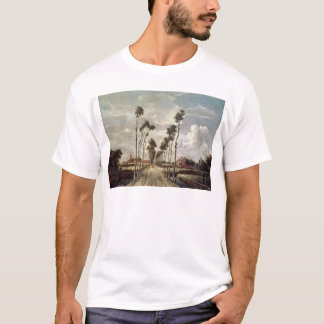 The Avenue at Middelharnis, 1689 T-Shirt