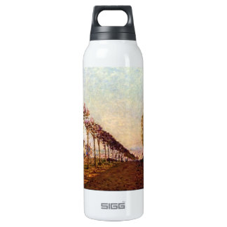 The Avenue by Alfred Sisley 16 Oz Insulated SIGG Thermos Water Bottle