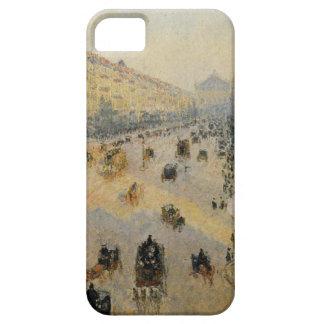 The Avenue de L'Opera, Paris, Sunlight, Winter iPhone SE/5/5s Case