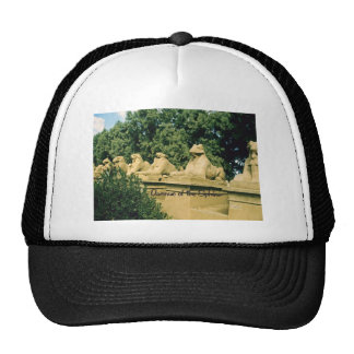 The Avenue of the sphinx Trucker Hat