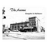 The Avenue Postcard