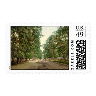 The Avenue Southampton Hampshire England Stamp