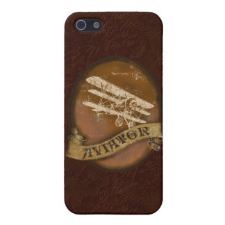 The Aviator iPhone 5 Case