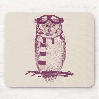 The aviator mouse pad
