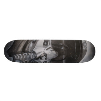 The Aviator Skateboard Deck