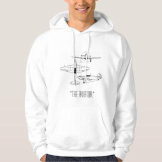 the aviator t shirt plane aviators