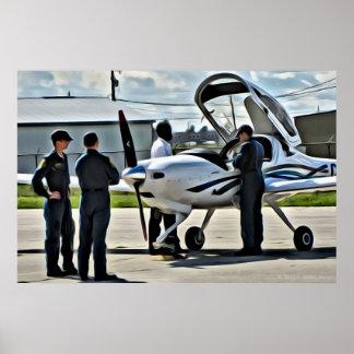 The Aviators Print