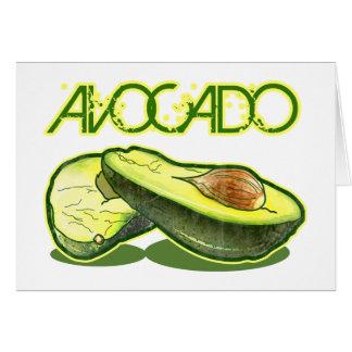 The Avocado Card