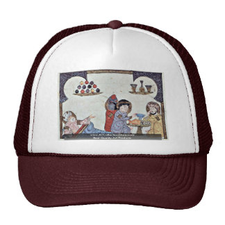 The Awakening Doctor Finds A Society From Diners Trucker Hat