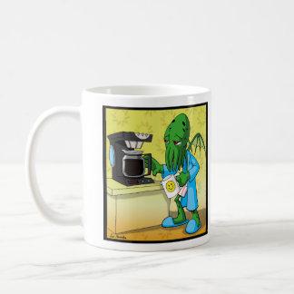The Awakening Classic White Coffee Mug